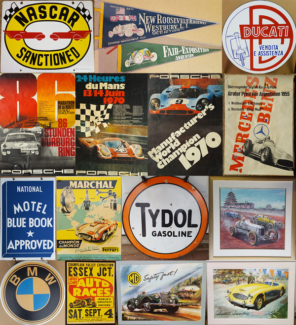 Hot Rod,  Racing Catalogs and Photos