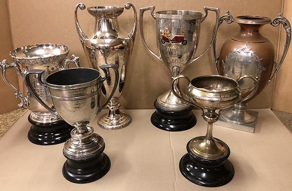 Trophies –Stutz Racing 1913-1915, other events